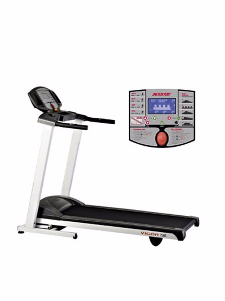DC Motorized Treadmill