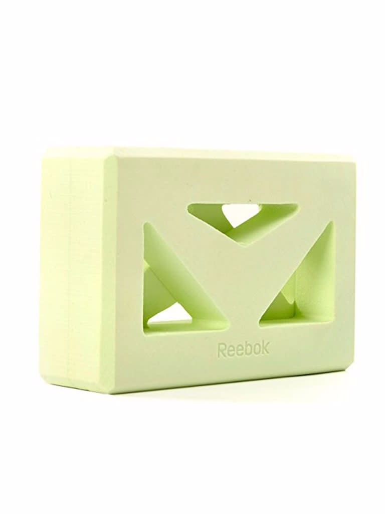 Shaped Yoga Block - Green