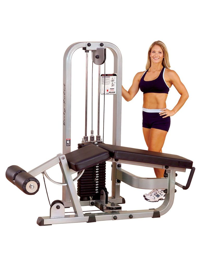 SEL Leg Curl with Stack   SLC400/3