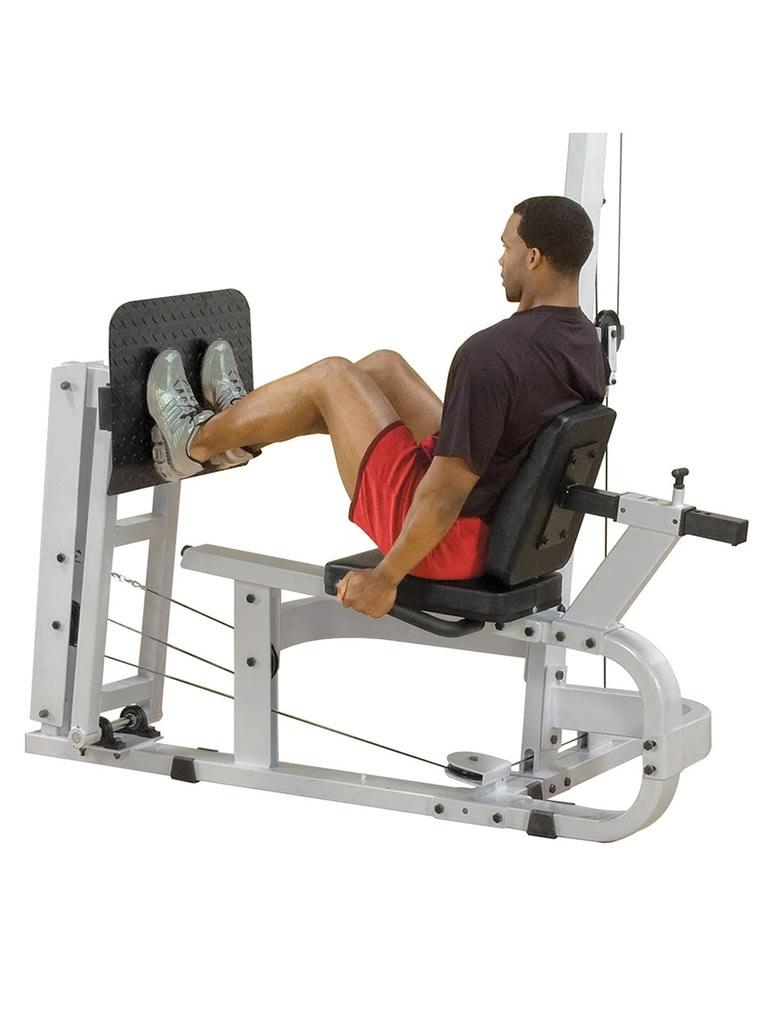 LP40S Leg Press For EMX4000