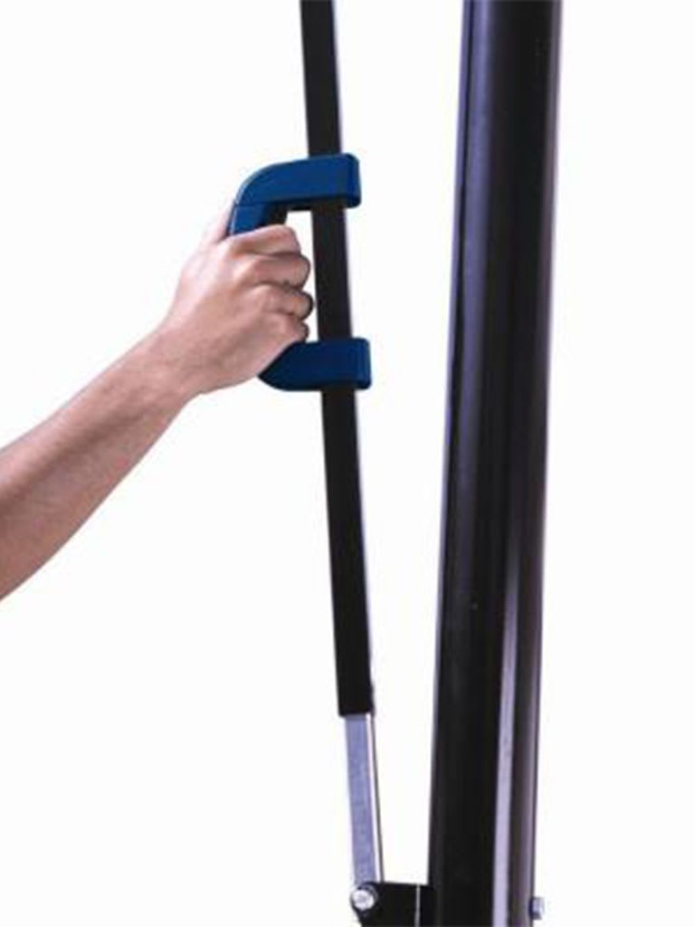 50 inch Adjustable Portable Basketball Hoop