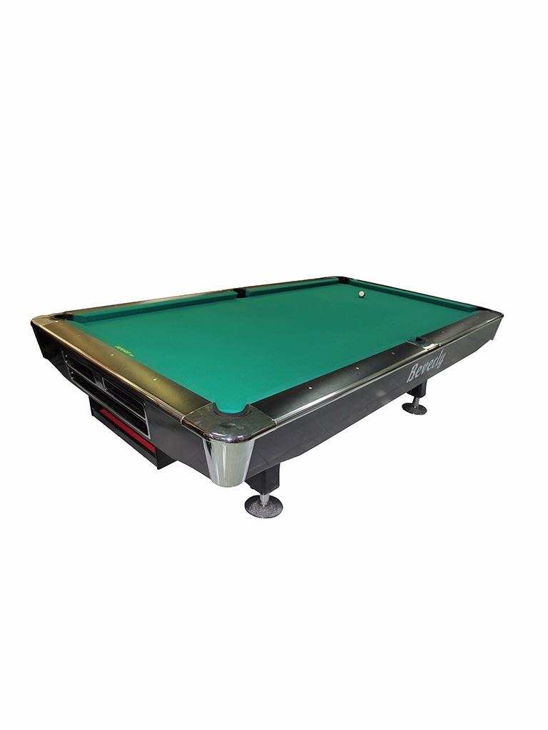 9 Feet Pool Table