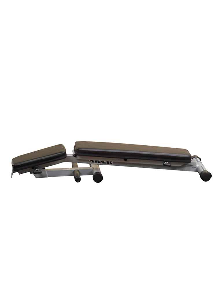 Powerline Flat/Inc/Dec Bench, PFID125X