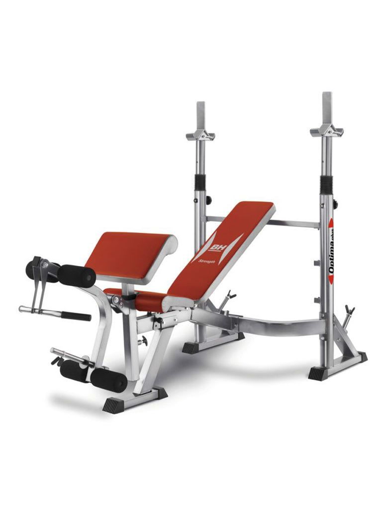 Multi Position Free Weight Bench Optima Press G330
