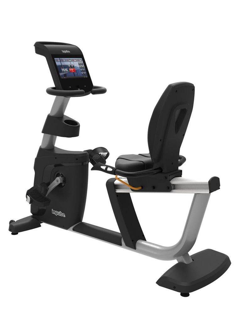 Recumbent Bike with Touch Screen RR930