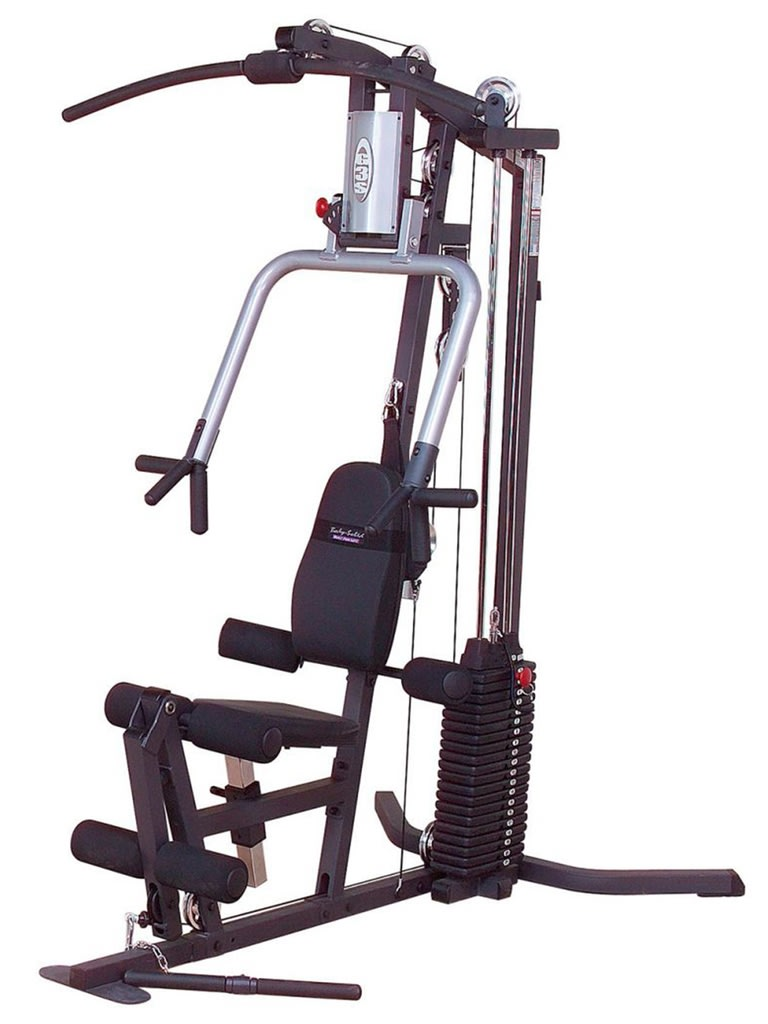 EXM1700S G3S Home Gym with 160 lb Stack