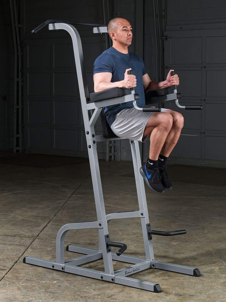 Vertical Knee Raise-Dip-Pull Up   GVKR82
