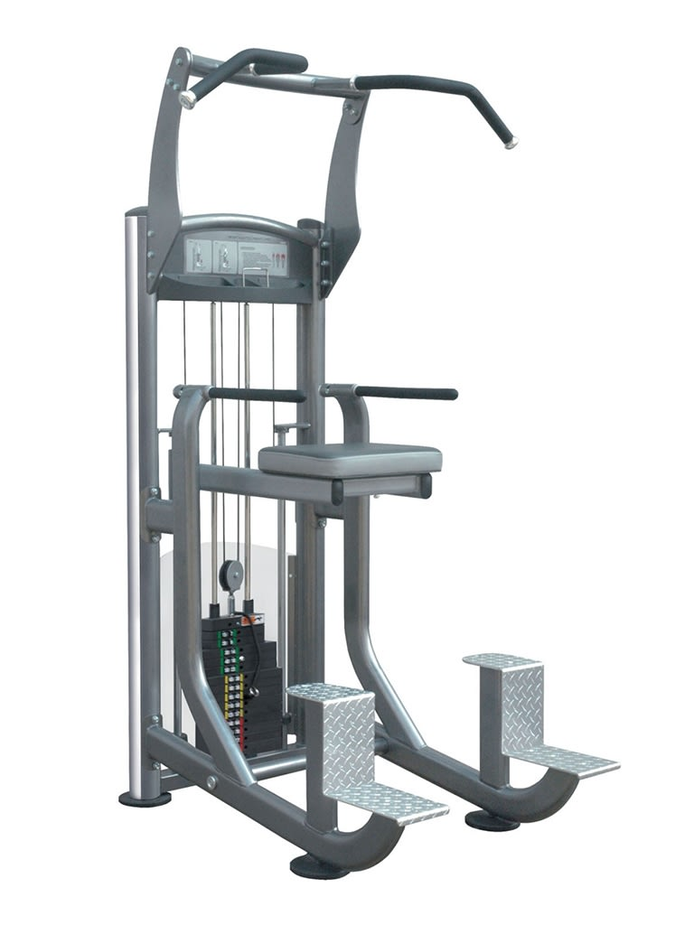 Weight Assisted Chin-Dip Combo IT9020-IT9320 - Single Station