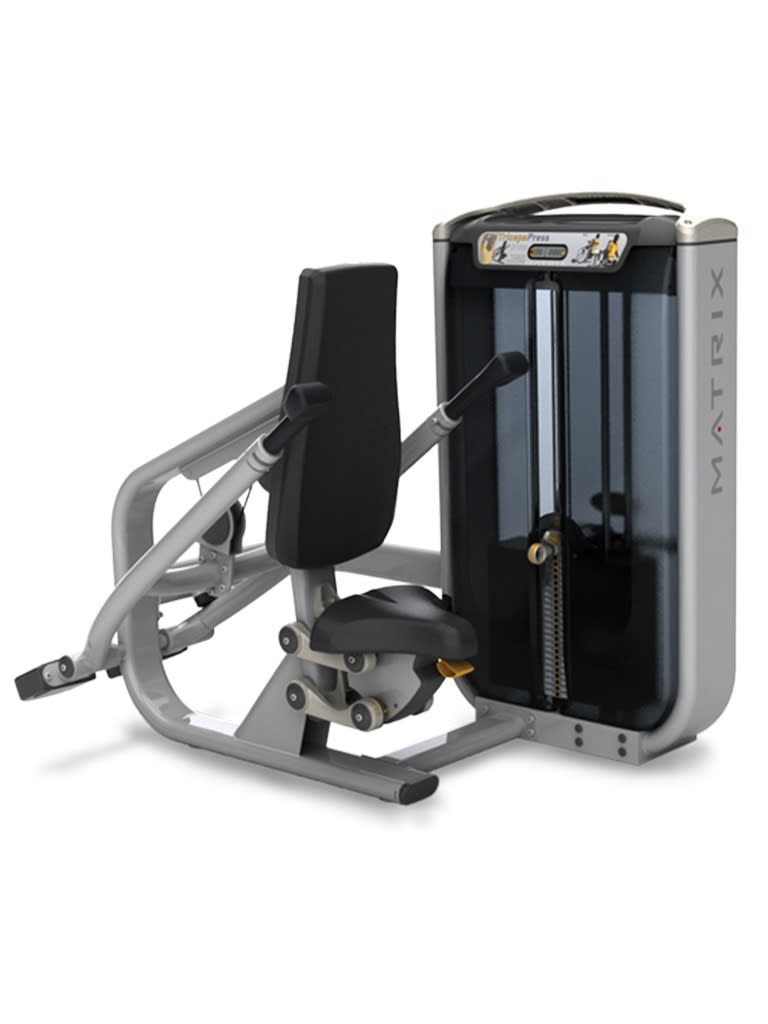 Seated Triceps Press - Single Station