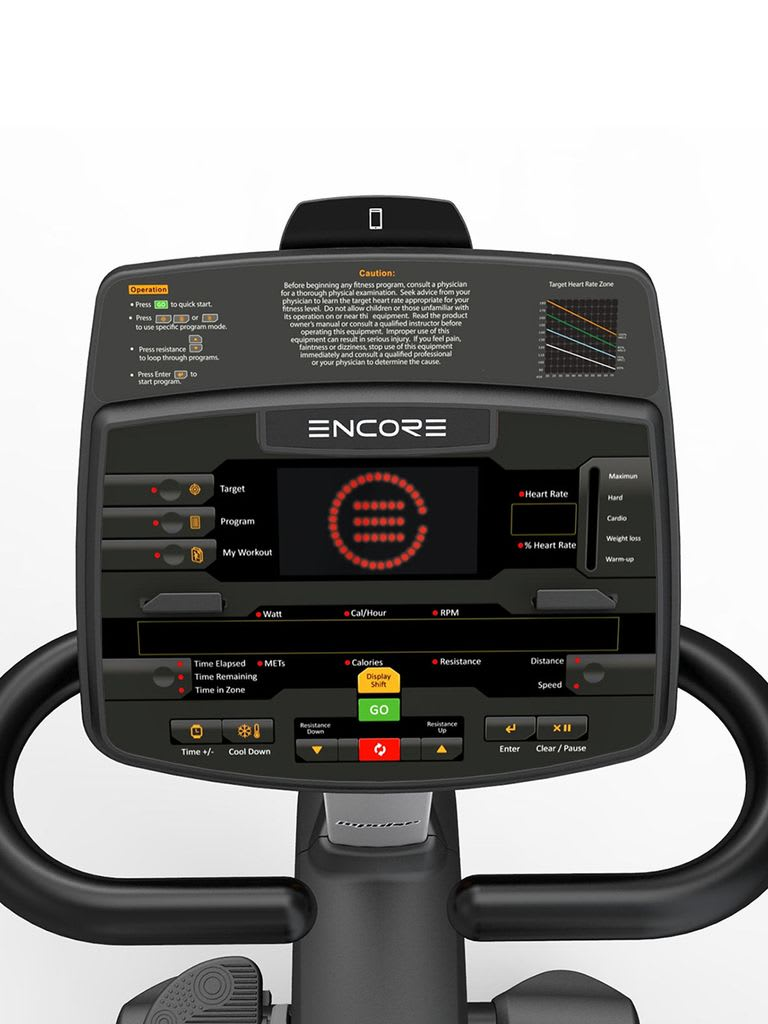 Commercial Elliptical Trainer   PE350