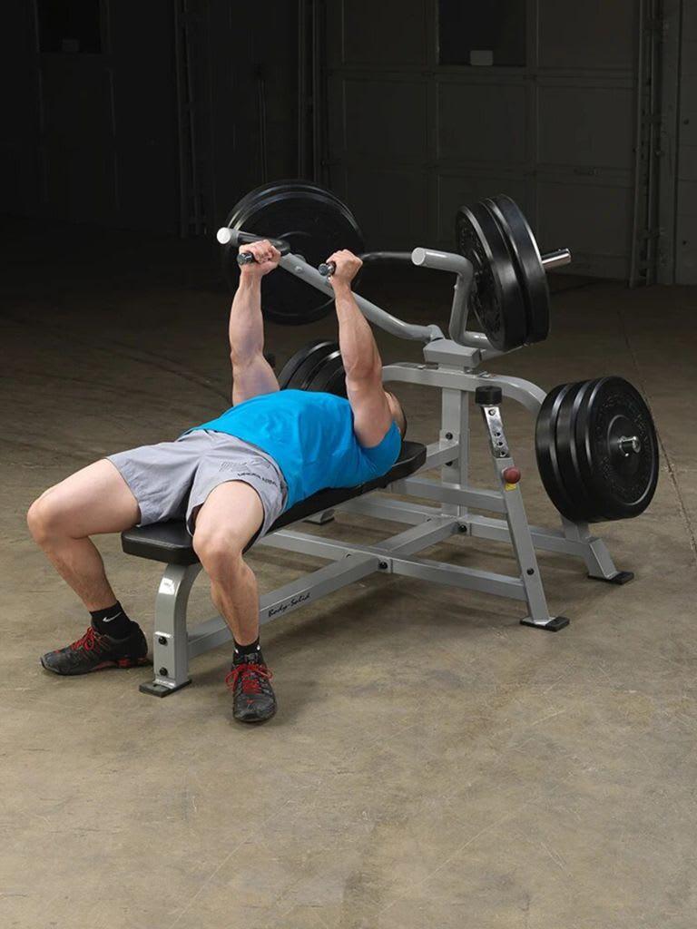 Leverage Bench Press   LVBP