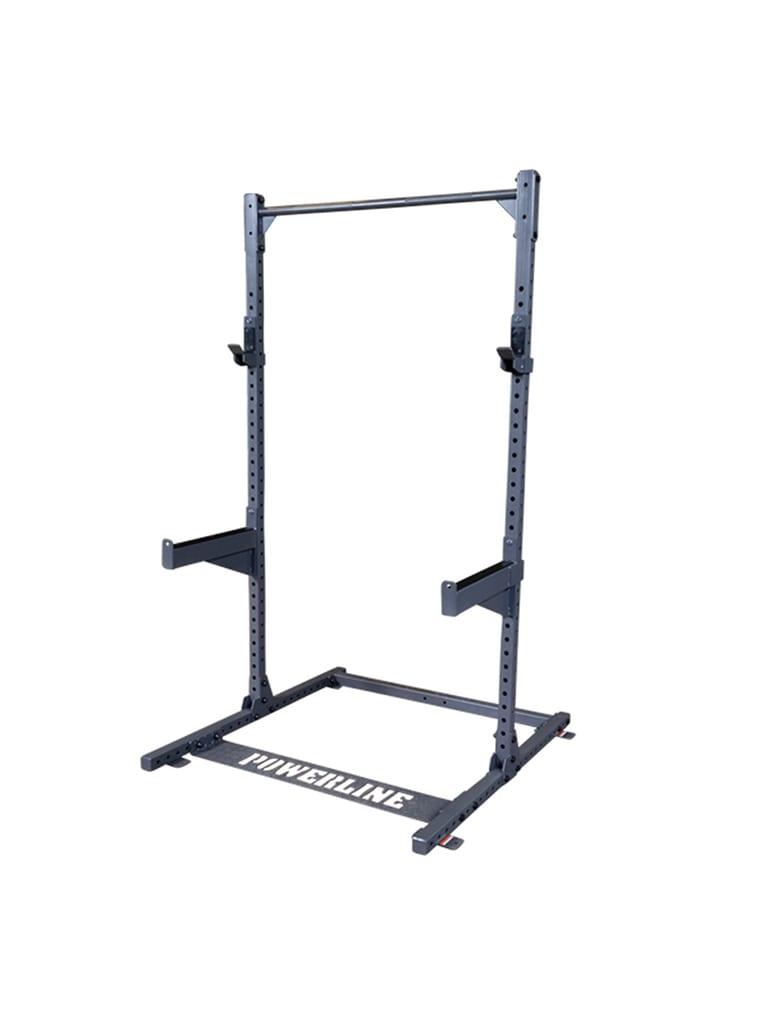 Half Rack 500 with J-Cups and Safety Arm Set, PPR500