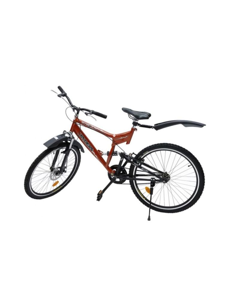 Ryders Torrent Single Speed Bicycle   26inch Red