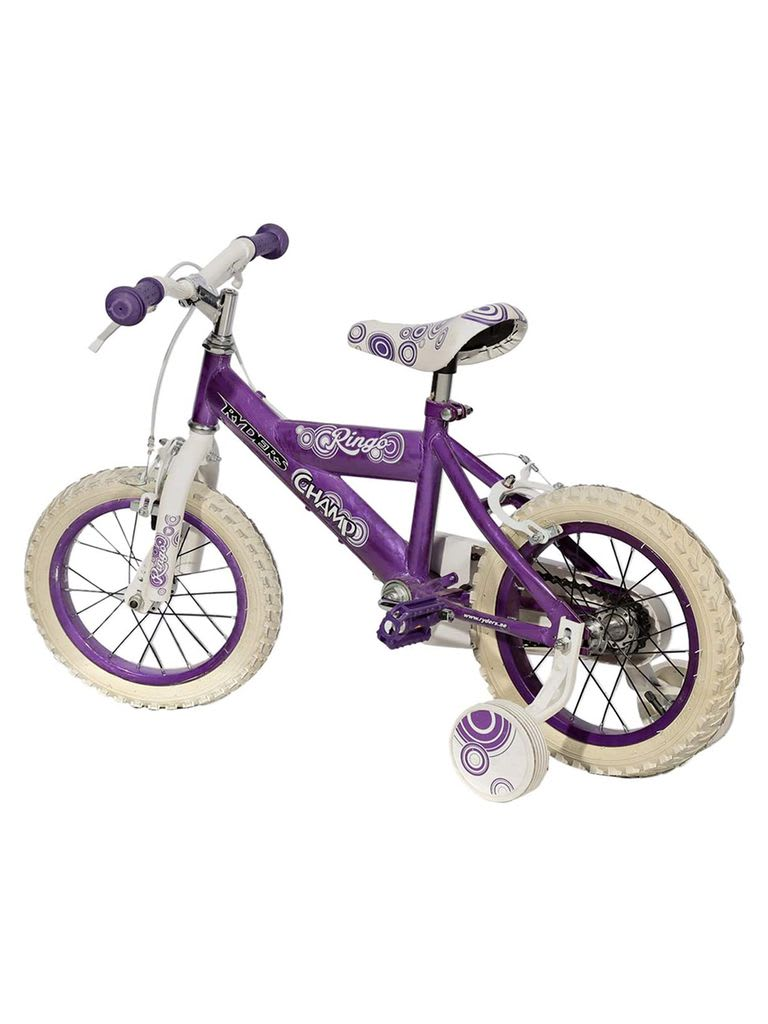Champ Ringo Violet Bicycle | 14inch