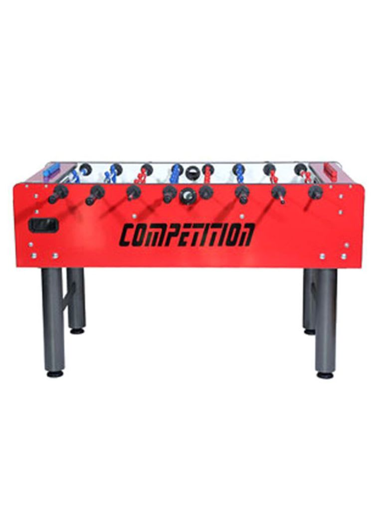 Football Table Mod. Tournament Competition Red 0CAL0114