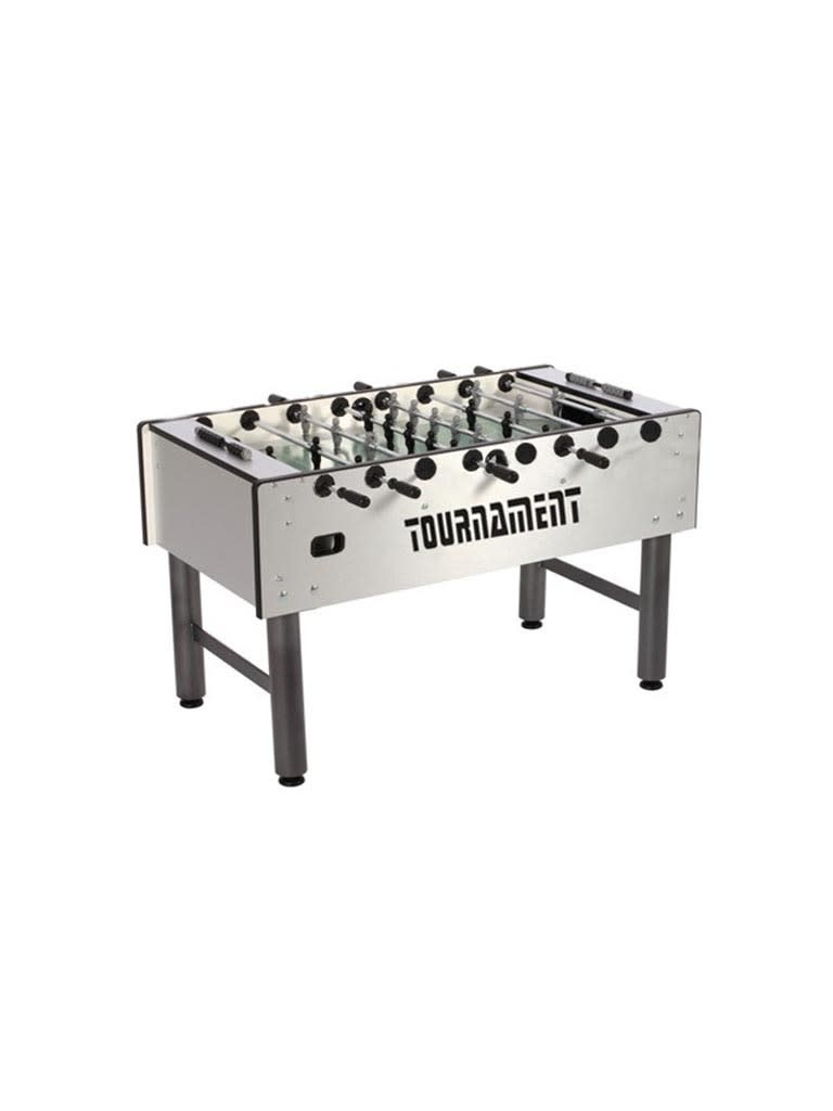 Tournament Football Table Silver