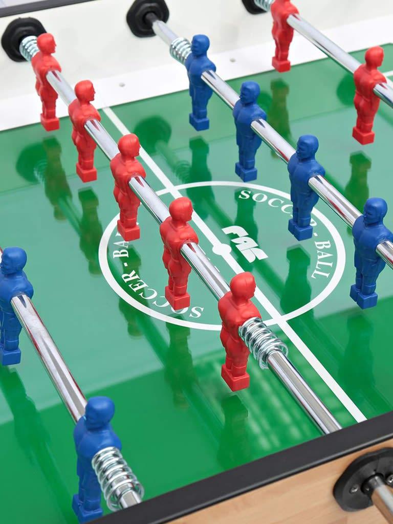 Fun Teak Football Table