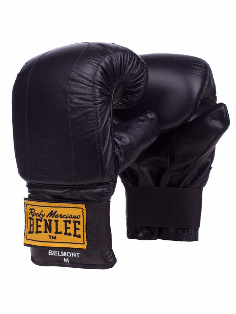 Mitts Belmont Leather Boxing Gloves