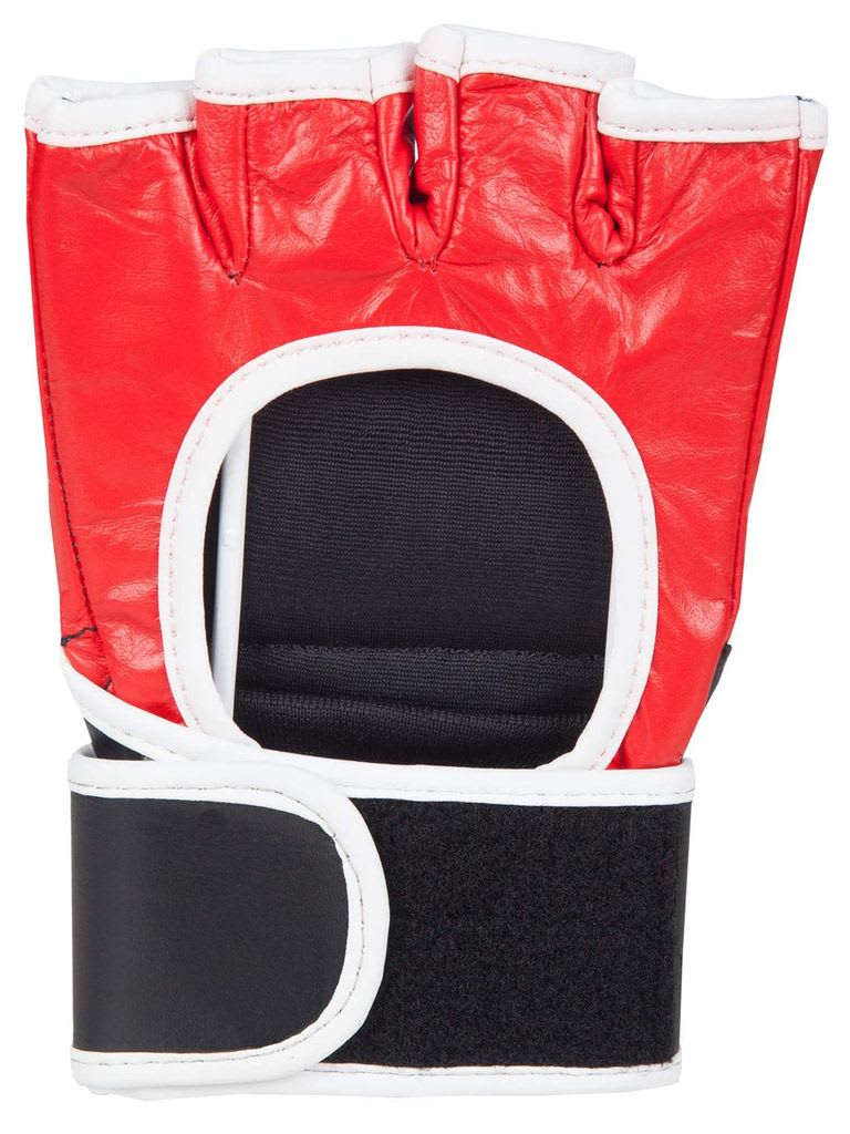 Leather MMA Combat Glove