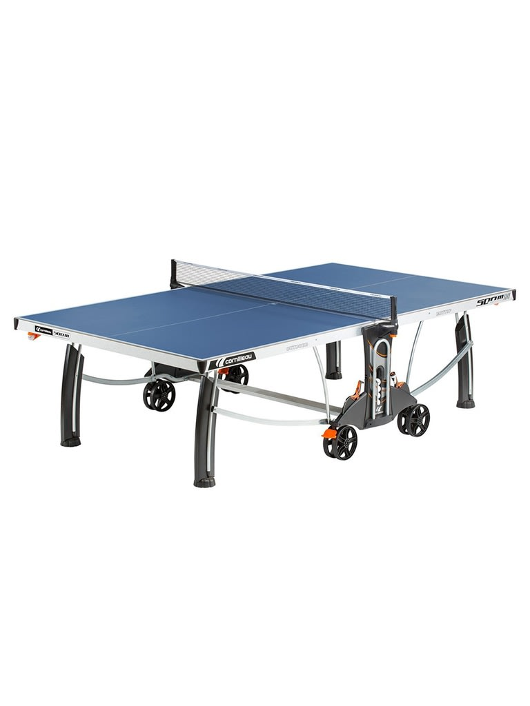 500 M Crossover Outdoor Table