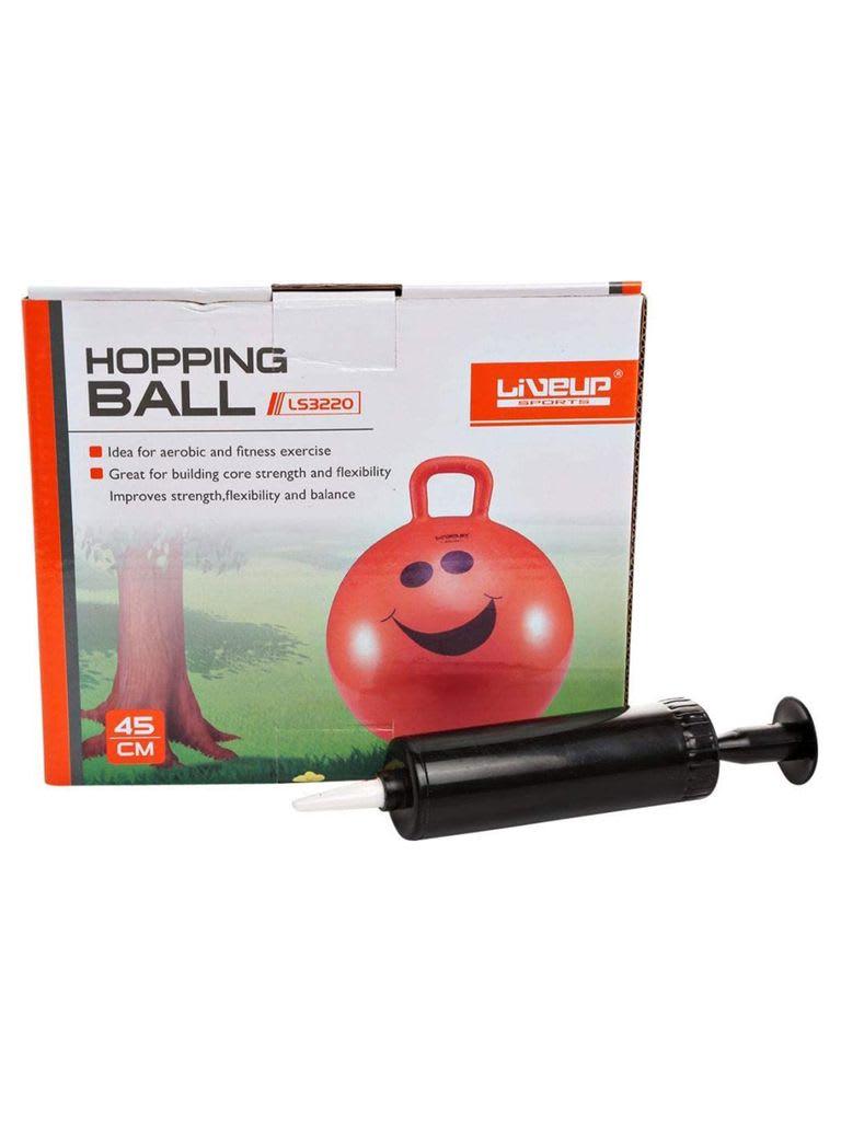 Hopping Ball Pvc LS3220 45 cm/500 gram