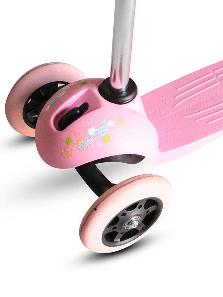 Kids 3 Wheels Alum T-Bar Scooter   SC3010