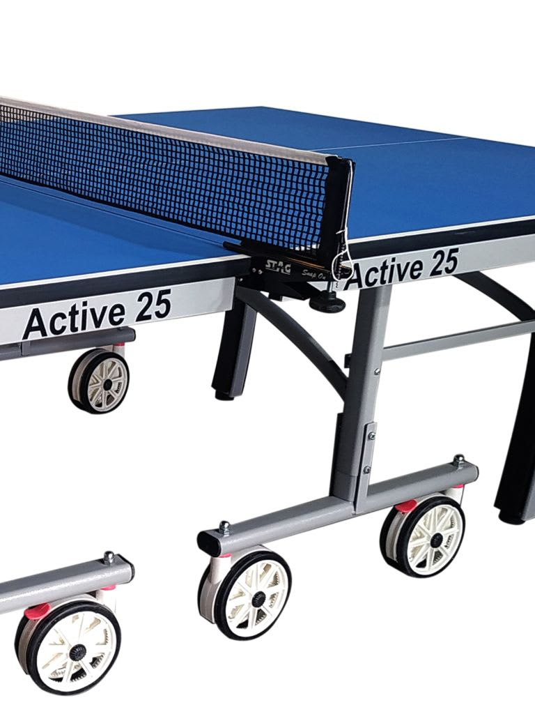 Active 25 Table Tennis Table