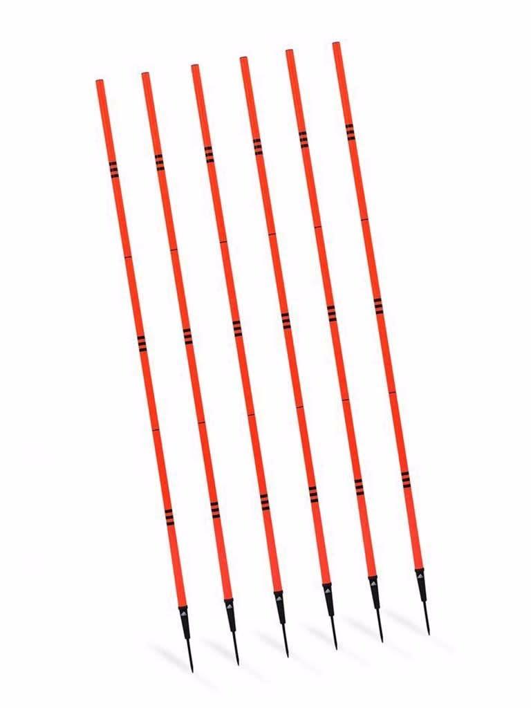 Agility Poles - Set of 6