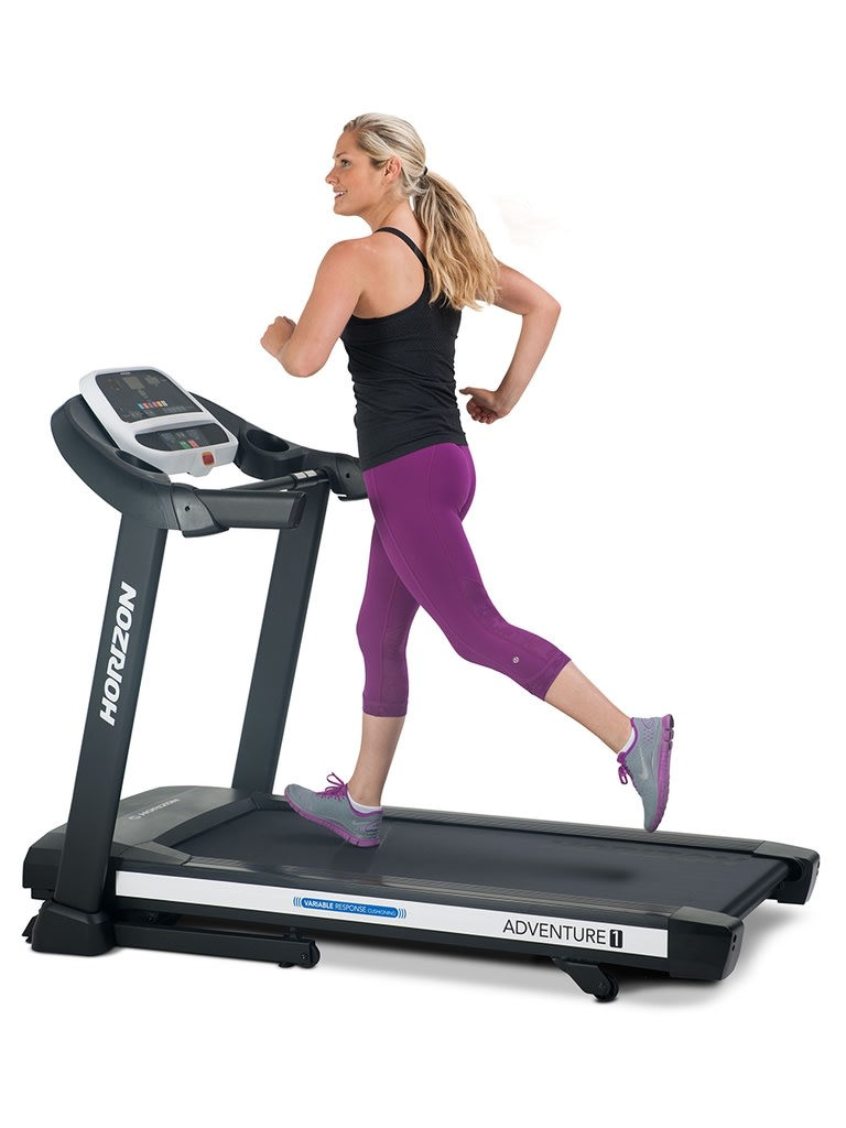 2.5 hp Treadmill   ADVENTURE3