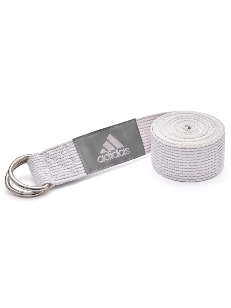 Yoga Strap - Chalk White | 2.5m