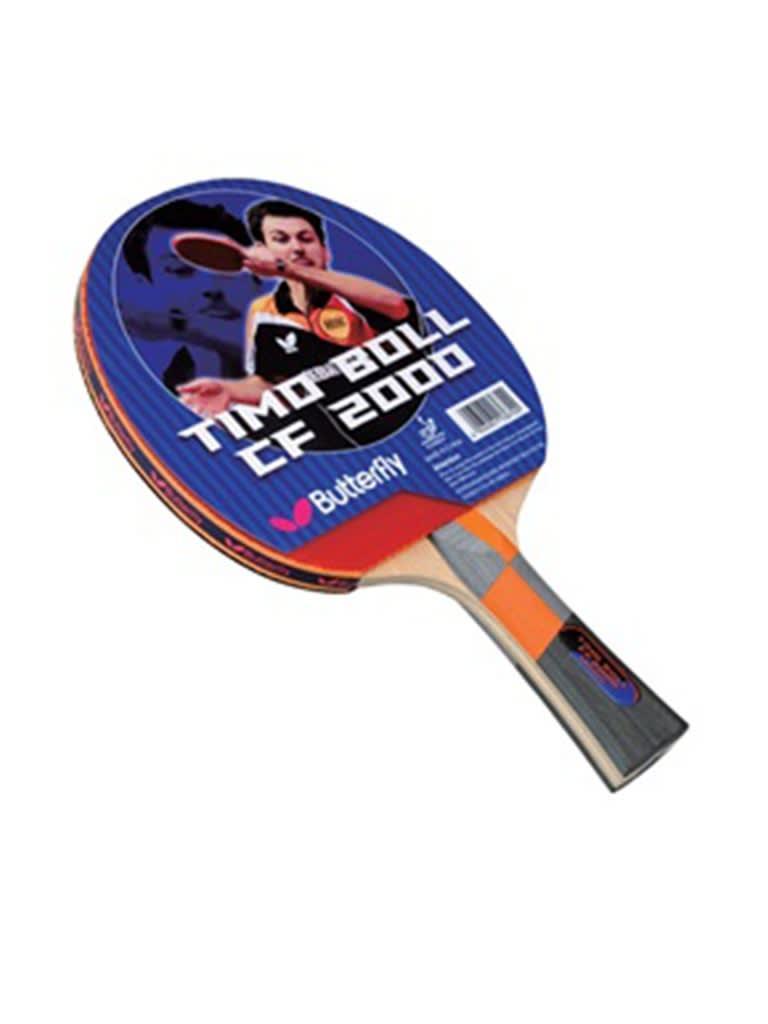 Timo Boll 2000 Table Tennis Racket