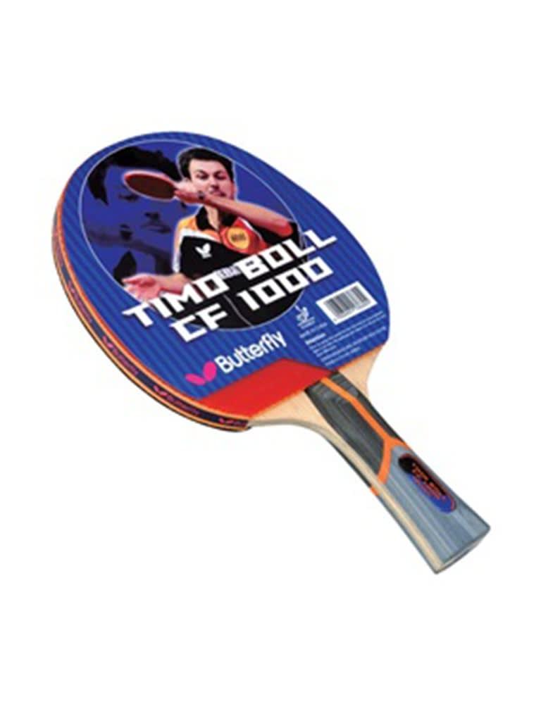 Timo Boll Cf 1000 Table Tennis Racket
