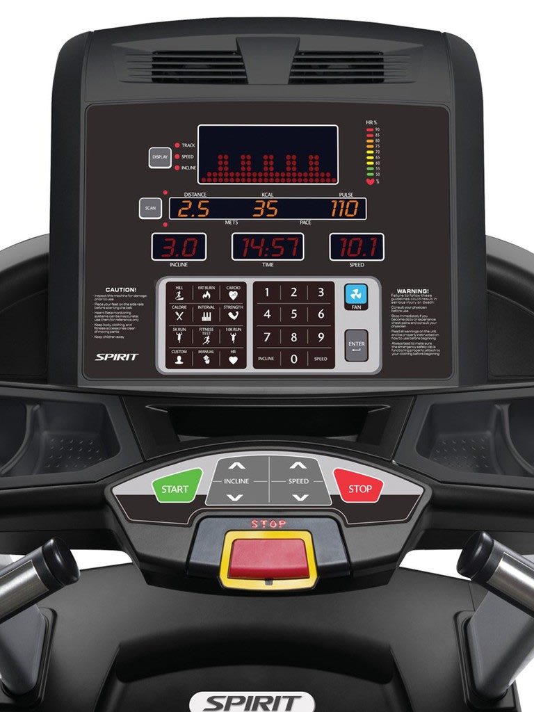 Commercial Treadmill CT850