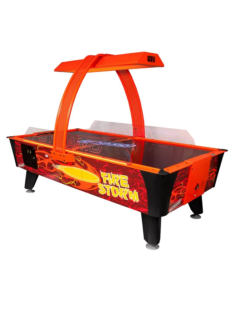 Fire Storm Coin operated Air Hockey