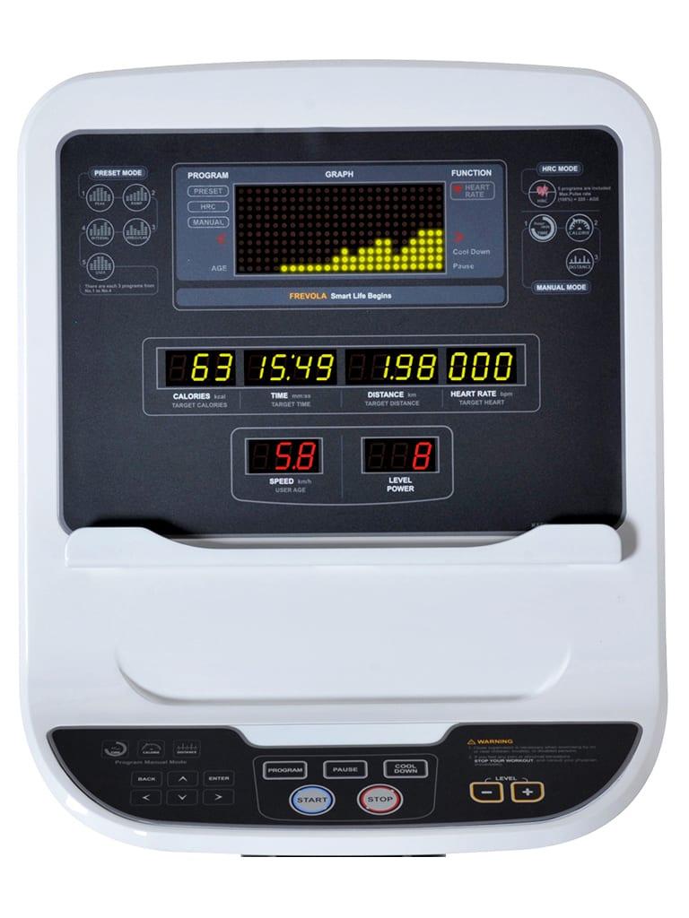 Elliptical Cross Trainer E500S, Self Power