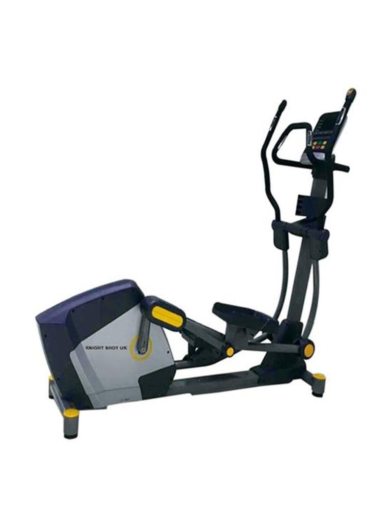 Heavy Duty Elliptical Cross Trainer Silver/Grey   User Weight 180 KG