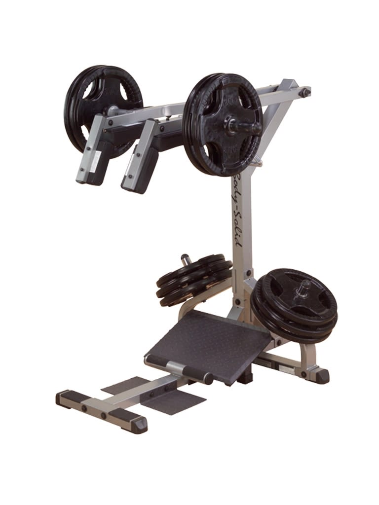 Leverage Squat Calf Machine GSCL360 - Single Station