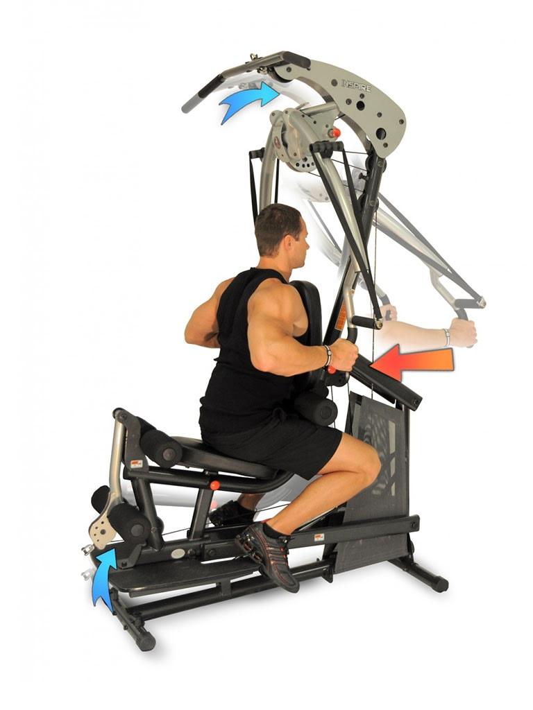 Multi Gym BL1 BodyLift
