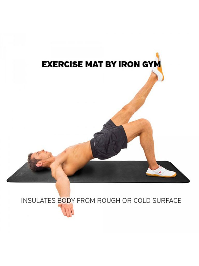 6 mm Exercise Mat with Comfort Surface
