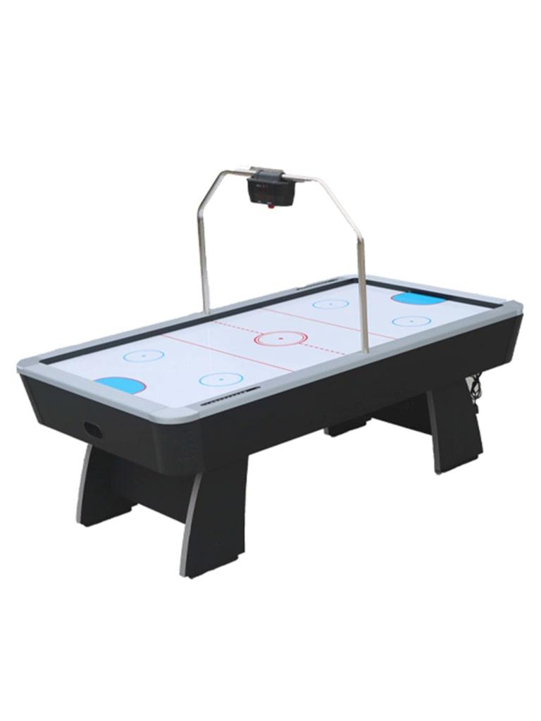 Air Hockey with Electronic Scoring Head   226 x 124 x 81 cm