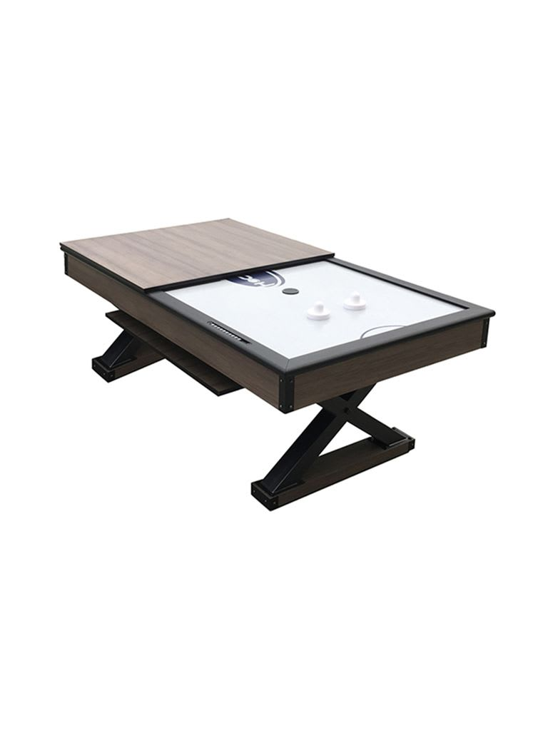 Air Hockey with Dining Top 221.5 x 120 x 82 cm | 7 ft