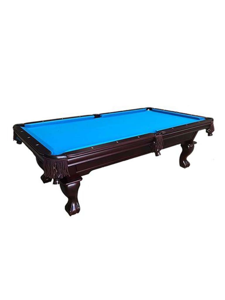 Bradford Handicraft Pool Table 9 Ft | Mahogany Finish
