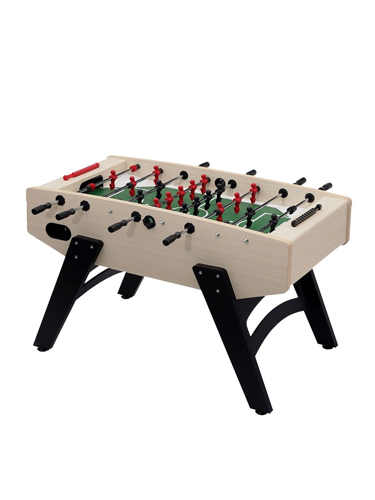 Kids Foosball Table with Telescopic Rods