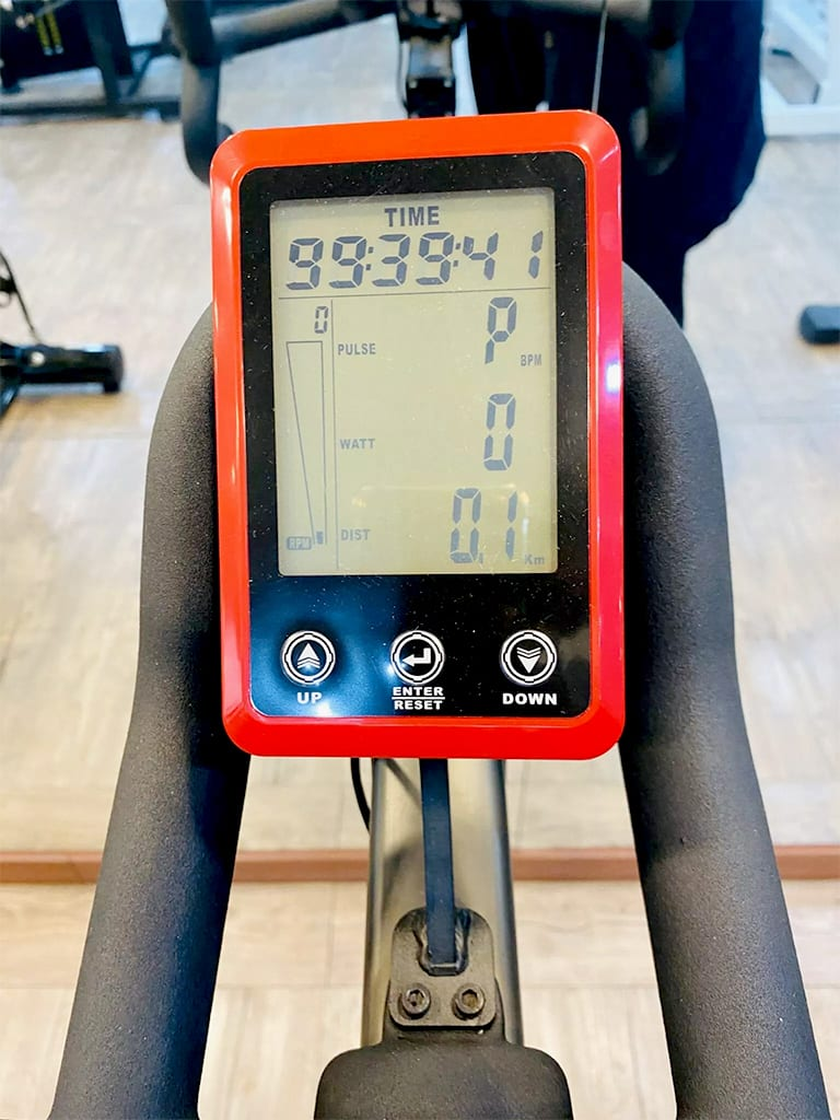 Spinning Bike LC7M (Monitor) Magnetic