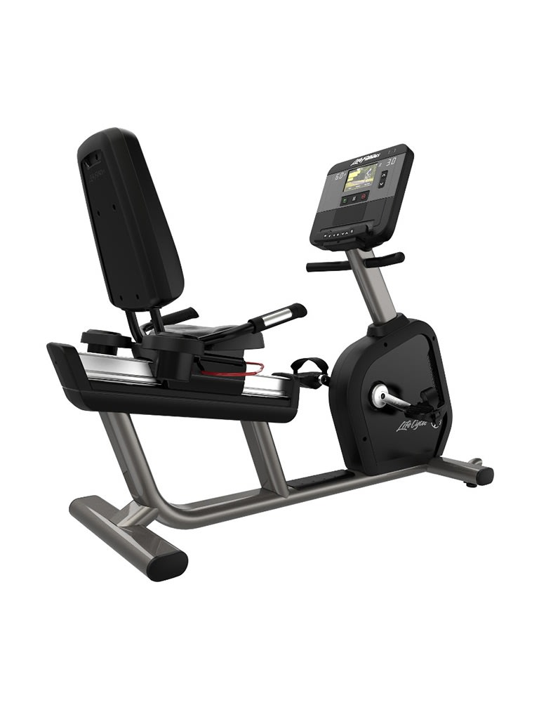 Cross Trainer Integrity S With C Console - Arctic Silver