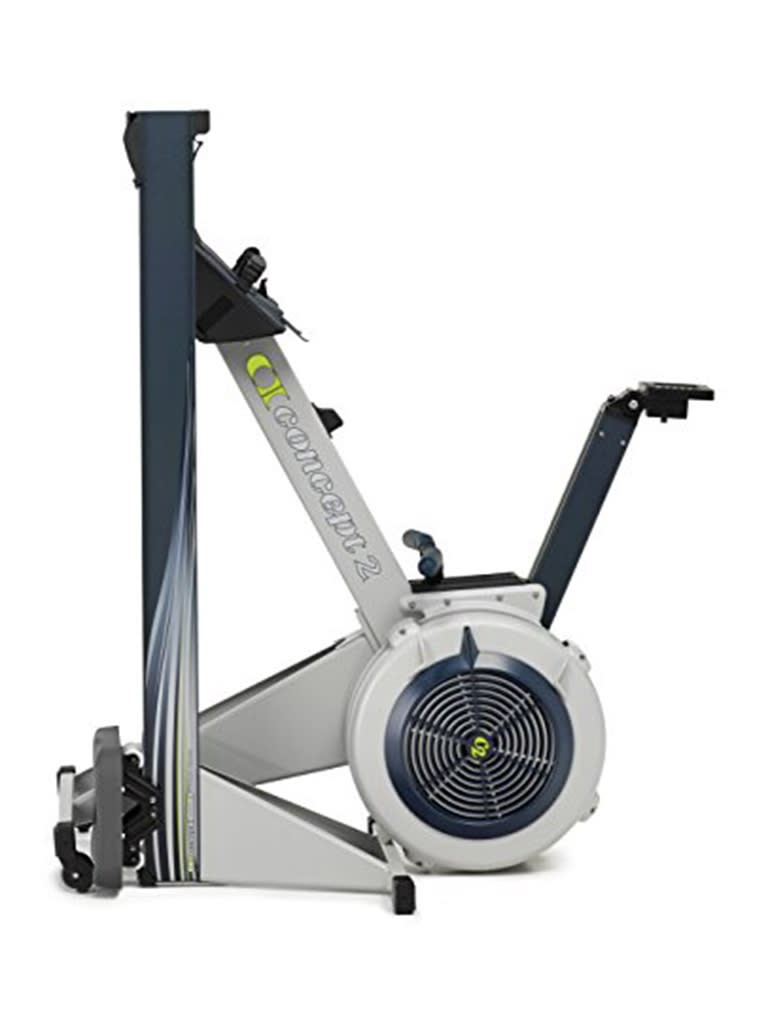 Indoor Rower Model E with PM5 Monitor - Light Grey