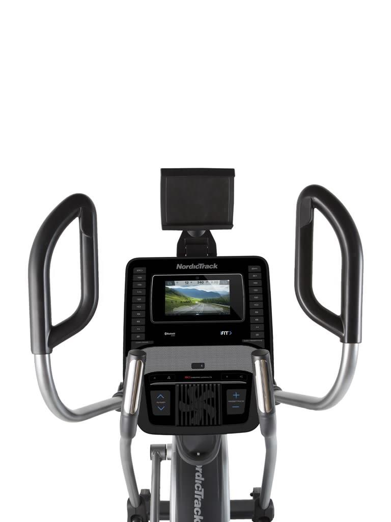 Elliptical Cross Trainer Commercial 12.9