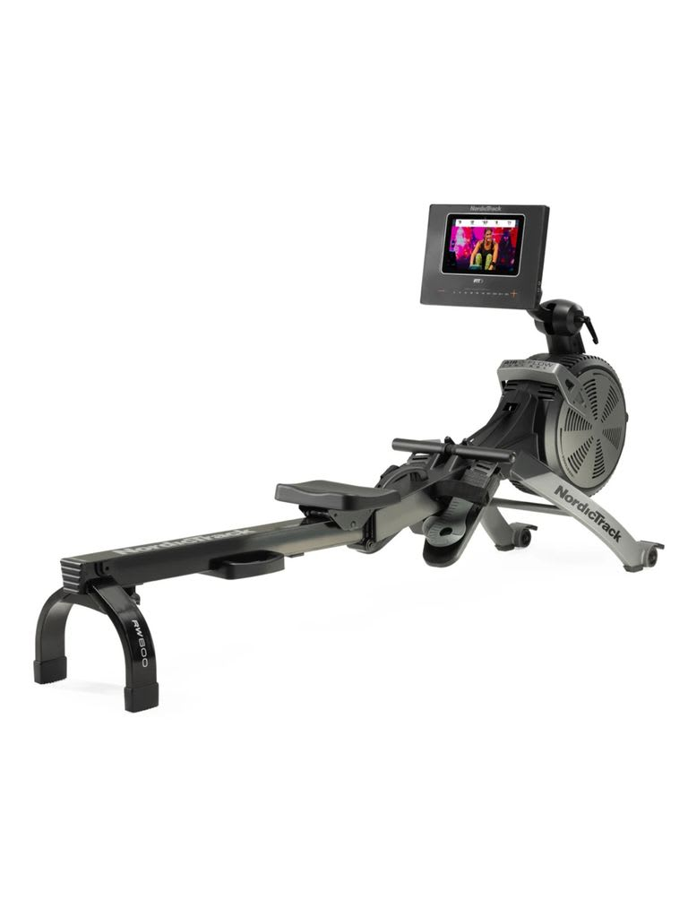 Rower RW600, 10 Inch Touch Screen, Space Saver Design, Dual 2 Inch Speakers, iFIT Enabled