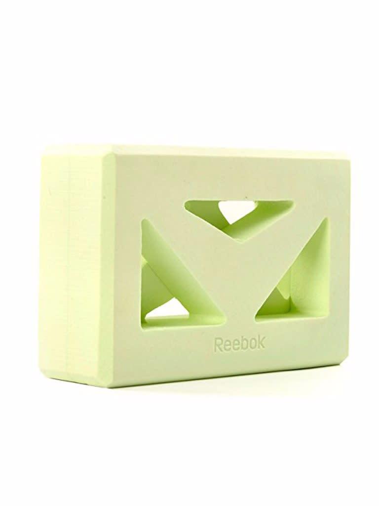 Shaped Yoga Block - Green
