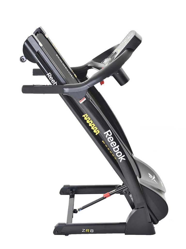 ZR8 Treadmill - Black Yellow